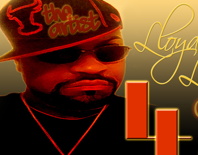 LLG The Artist Lloyd Lashun Graphics 2013