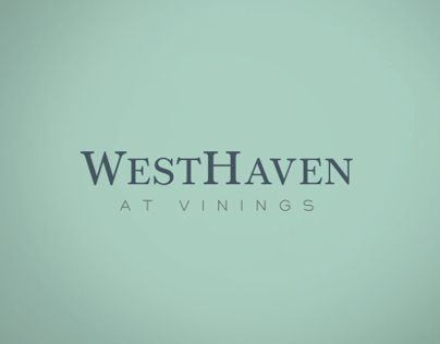 WestHaven at Vinings Brochure & Web Concept