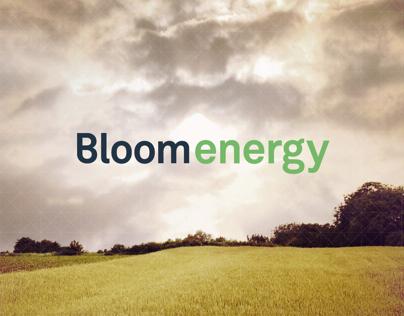 Bloom Energy Corporate Video Art Direction + Storyboard
