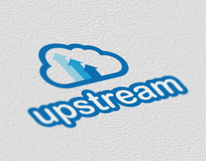 Upstream Cloud Logo