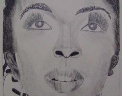 Lauryn Hill Poster Project