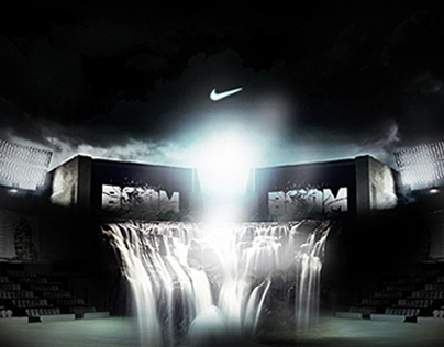 NIKE Supply Chain Video Storyboarding/Concept