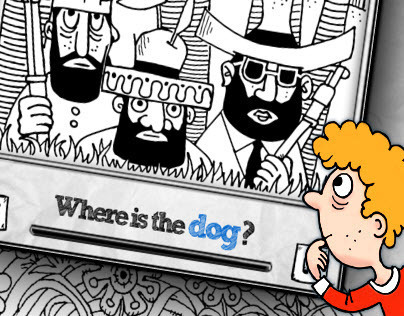 Jackys Where Is It?, iOS game for all ages