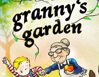 Books: Grannys Garden for Granini.