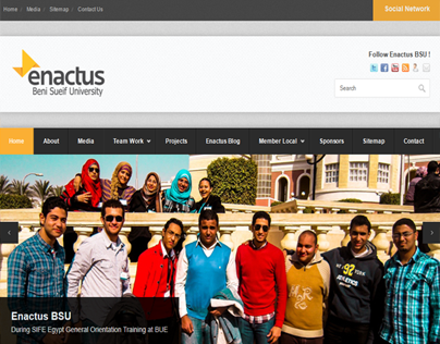 Enactus BSU Official Website