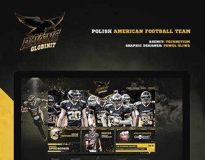 Ravens Rzeszow - Polish American Football Team