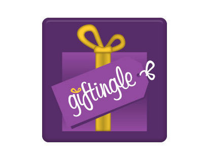Giftingle - Logo Design, Branding & Facebook App Assets