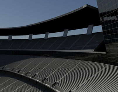 Stadium Test Renders