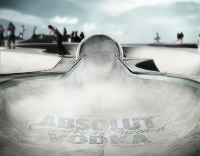 Absolut Vodka | Absolut Skate.