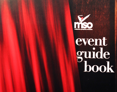 Event Guide Book for MSO
