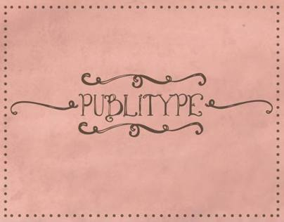 Publitype (Popular Tipography)