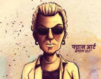 Chhadke Fan Art Animation