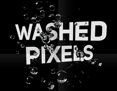 Washed Pixels