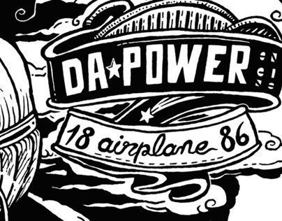 DaPower Airplane 1886
