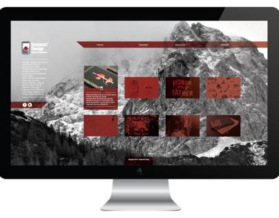 Soupcan Design (Website Concepts)