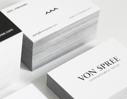 VON SPREE – Corporate Design