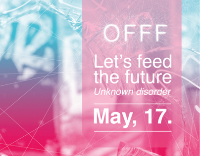 OFFF Let's feed the future