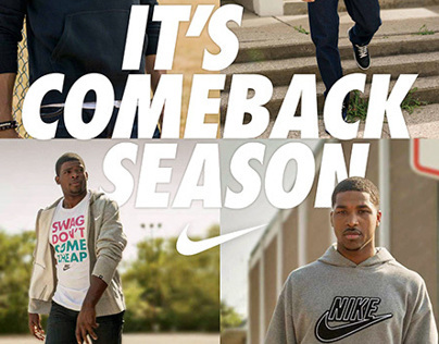 Nike - It's come back season