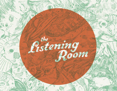 The Listening Room, s.III, vol. XI, no. 35 Poster