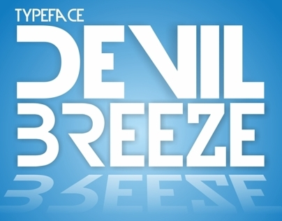 Devil breeze Font review