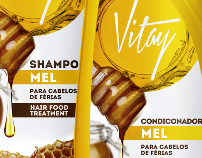 Vitay Shampoo and Conditioning