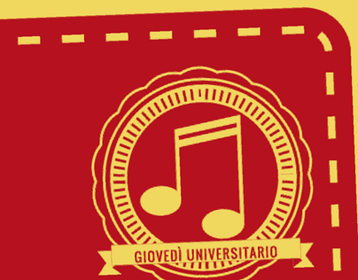 Giovedì Universitario (Logo and Facebook Cover)