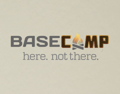 Basecamp: Here. Not There.