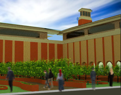 A Community Mosque For Melbourne
