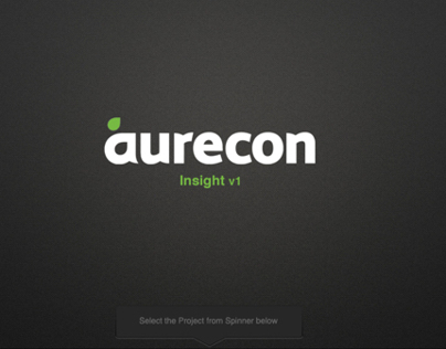 Aurecon_ipadSolution