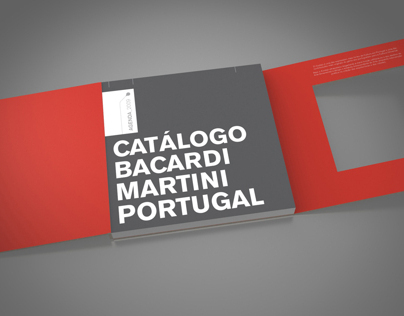 Bacardi Martini Portugal Sales Folder