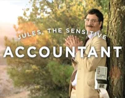 The sensitive accountant / Telecom