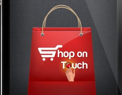 Shop on touch iphone app