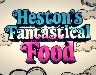 Programme titles - Hestons Fantastical Food