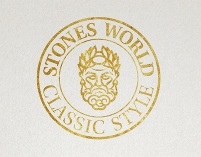 Corporate & Brand Identity - Stones World Ltd, UK