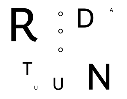 Rotunda Grotesk animation
