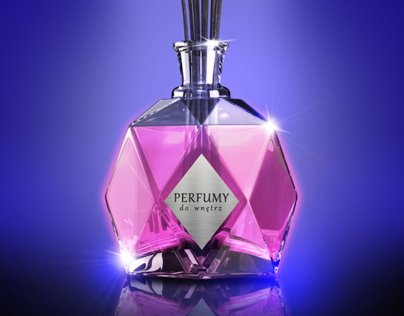 INTERIOR PERFUMES 3d visualizations
