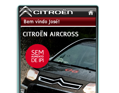 DTVi - Sticker Citroen - Tvista