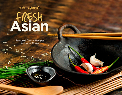 Fresh Asian Cookbook Cover