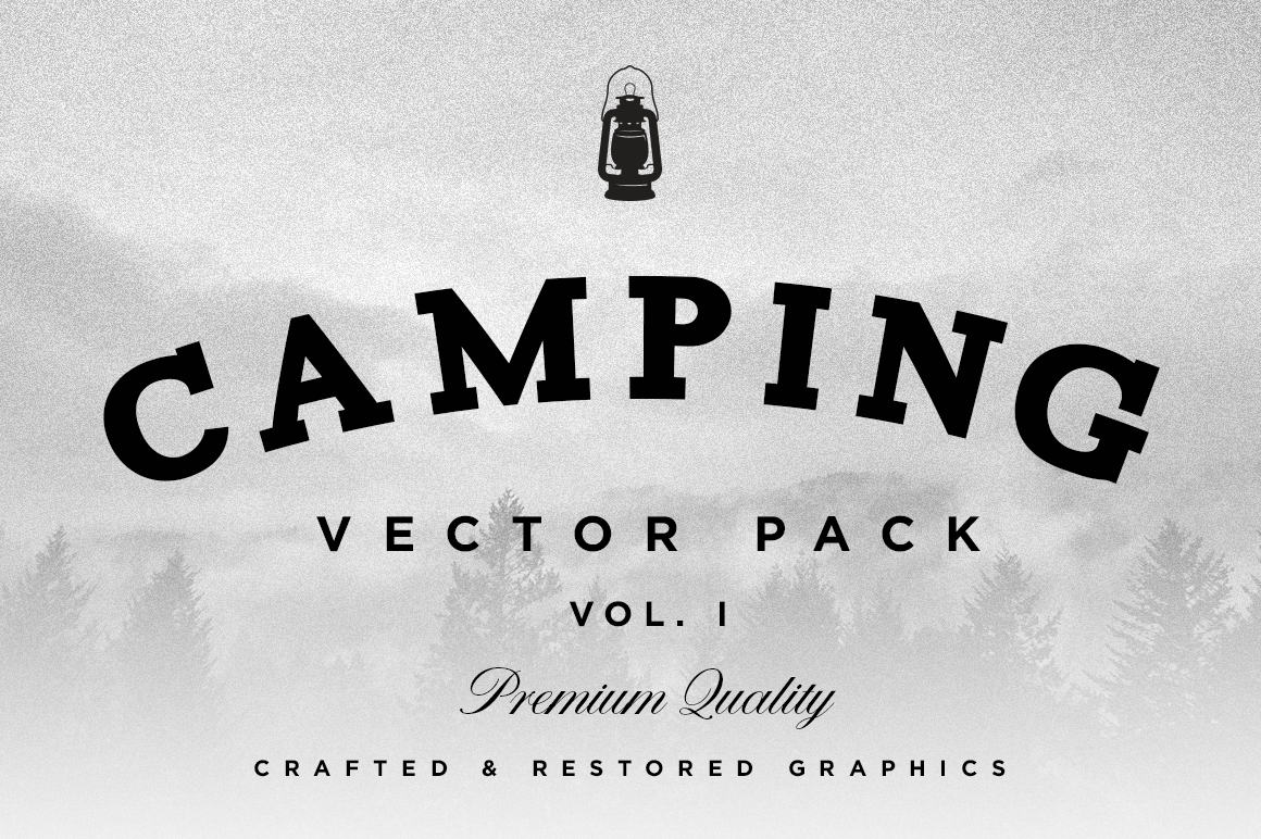 Wilderness Survival Vector Pack, Free Download