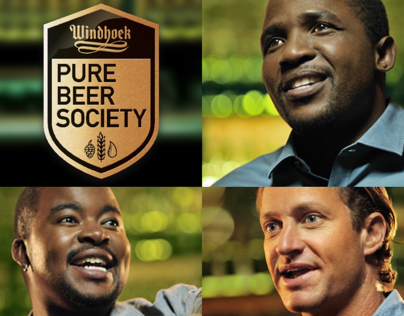 Windhoek: Pure Beer Society