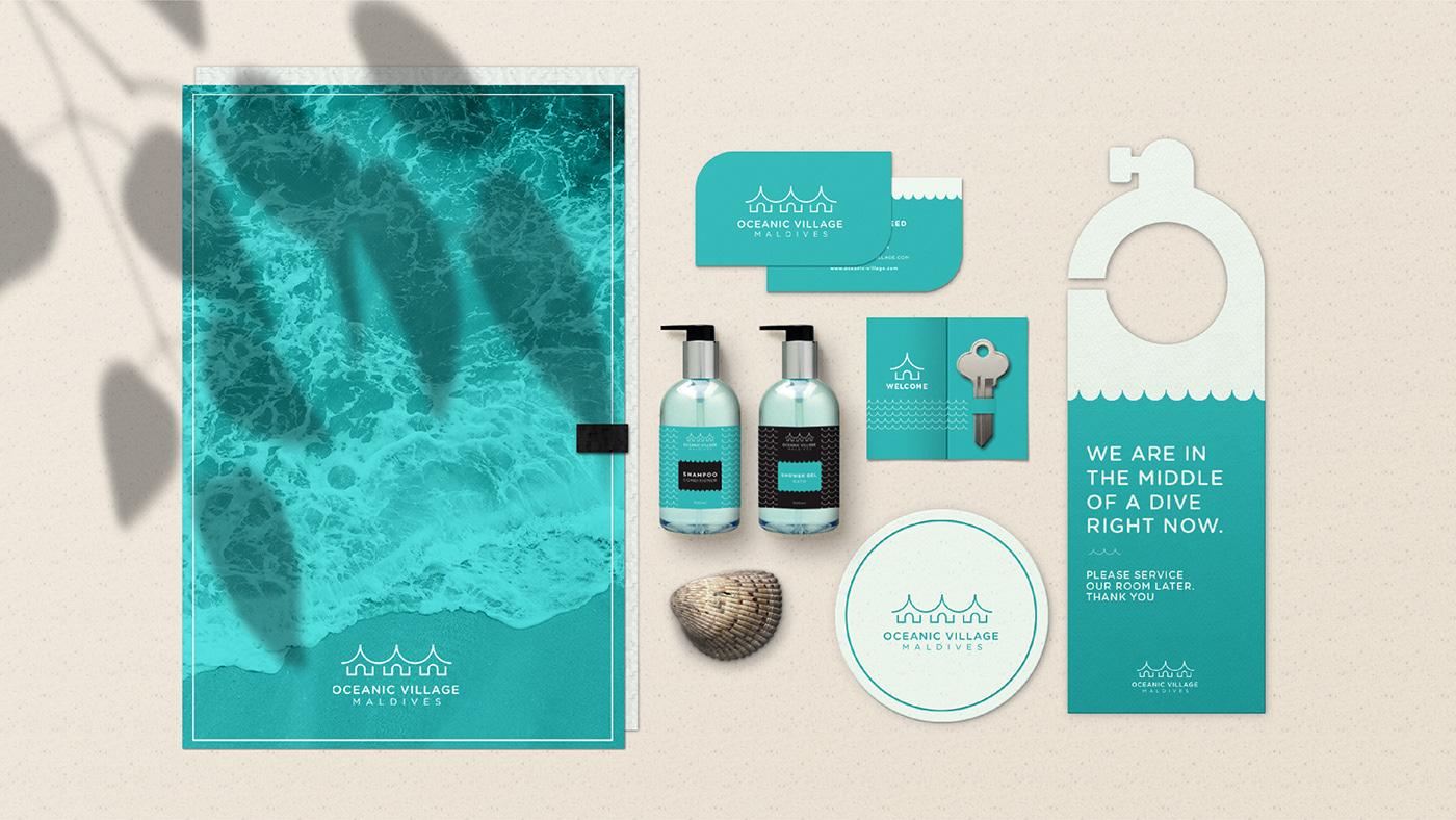 Oceanic Village – Identity
