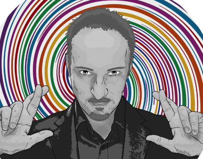 Derren Brown - Fan Art