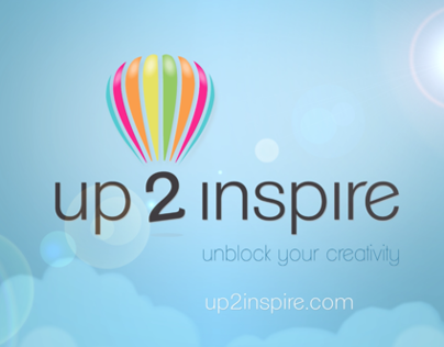 up2inspire  |  Branding, Idea & AV Project