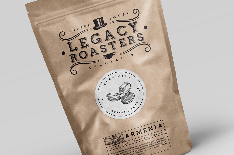 Legacy Roasters (Specialty Coffee Shop)