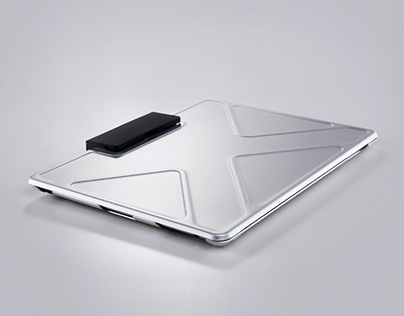 INNOPOCKET: Tank Aluminum Case for iPad Gen. 2-3-4