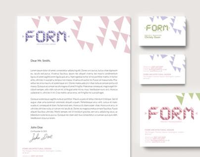 Form identity