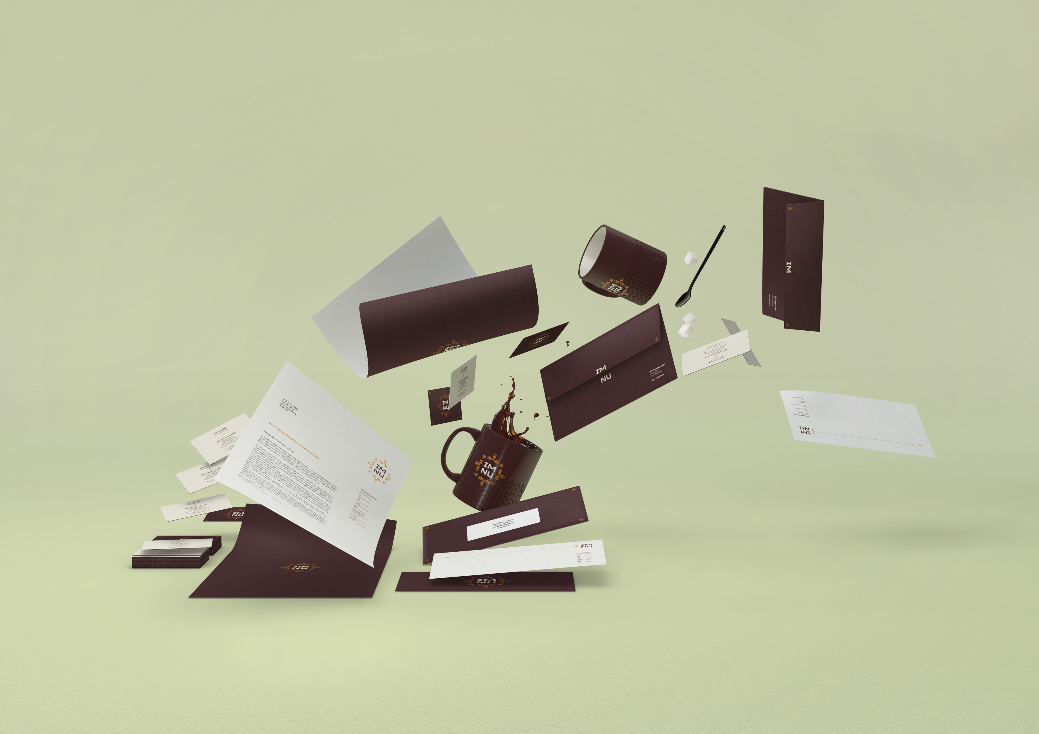 im nu | Corporate Identity Study