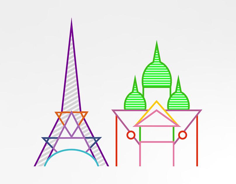 Paris |50x70