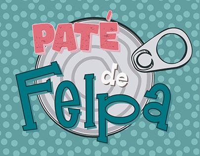 Paté de Felpa, Web serie con marionetas.
