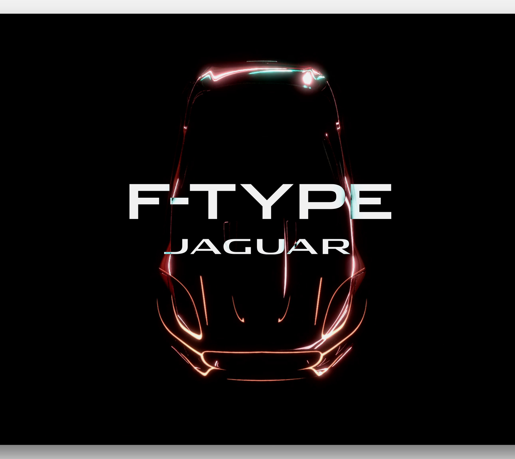 Jaguar - F-Type | Pre Launch & Branding